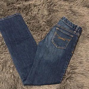 Gap kids girls straight leg jeans 👖